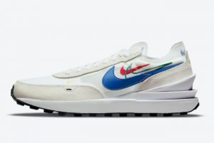Latest Nike Waffle One Summer of Sports 2021 For Sale DN8019-100