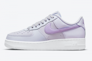 New Nike Air Force 1 Low Lavender Purple White 2021 For Sale DN5063-500