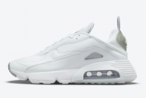New Nike Air Max 2090 White 2021 For Sale DH5698-100