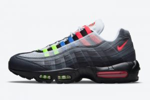 New Nike Air Max 95 Greedy 3.0 Multi-Color 2021 For Sale DN8020-001