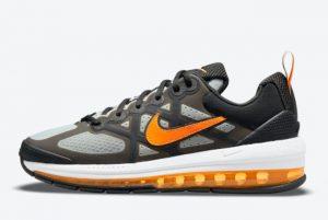 New Nike Air Max Genome Bright Orange 2021 For Sale DB0249-002