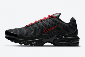 New Nike Air Max Plus Black Reflective 2021 For Sale DN7997-001