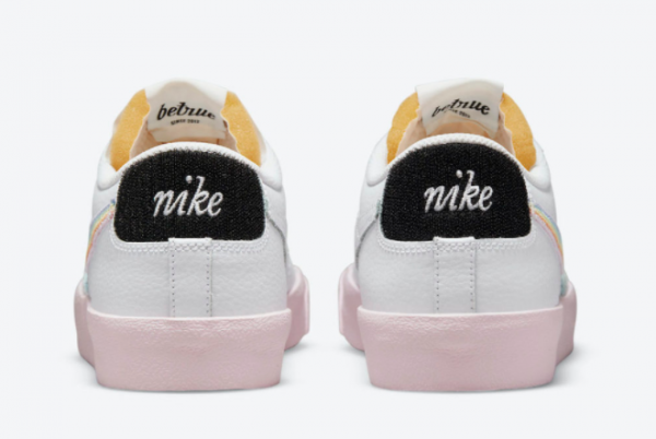 New Nike Blazer Low Be True 2021 For Sale DD3034-100 -3