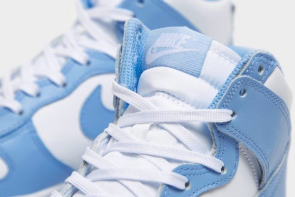 New Nike Dunk High WMNS Aluminum White Aluminum 2021 For Sale DD1869-107-1