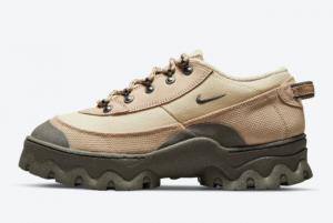 New Nike Lahar Low Canvas Grain Hemp Smoke-Grain-Orange 2021 For Sale DD0060-200