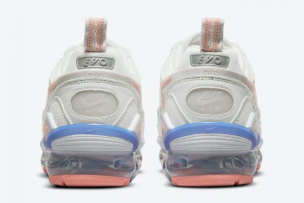 New Nike Wmns Air VaporMax EVO Hyper Grape White Pink Blue 2021 For Sale DC9222-100-2