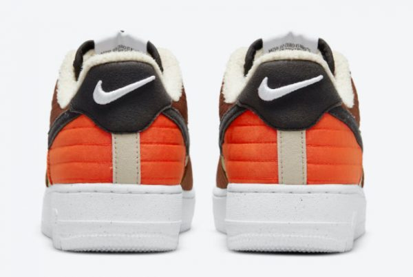 Cheap Nike Air Force 1 Low LXX Toasty Rattan Black-Pecan-Summit White 2021 For Sale DH0775-200-3