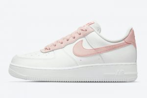 Cheap Nike Air Force 1 Low Pale Coral Summit White Pale Coral-University Red 2021 For Sale 315115-167