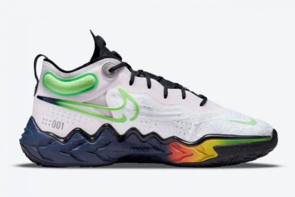 Cheap Nike Air Zoom GT Run Olympic White/Black-Multi-Color DM7235-109-1