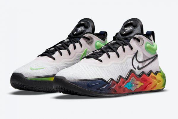 Cheap Nike Air Zoom GT Run Olympic White/Black-Multi-Color DM7235-109-2
