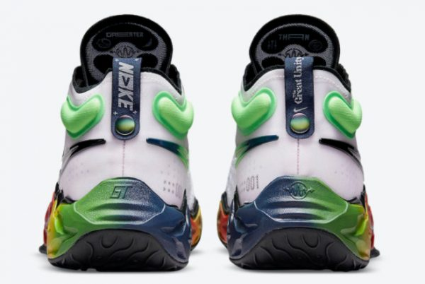 Cheap Nike Air Zoom GT Run Olympic White/Black-Multi-Color DM7235-109-3
