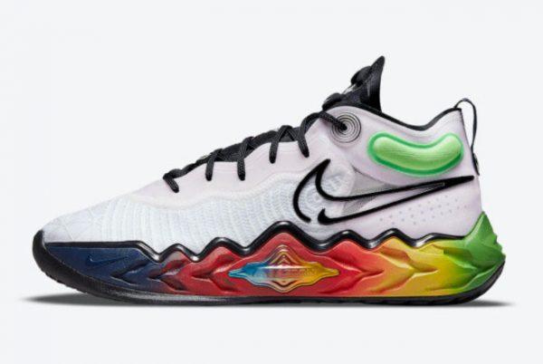 Cheap Nike Air Zoom GT Run Olympic White/Black-Multi-Color DM7235-109