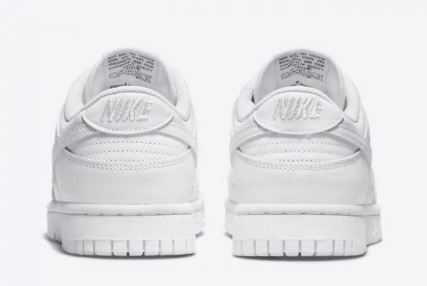 Cheap Nike Dunk Low Triple White White White-White 2021 For Sale DD1503-109-3