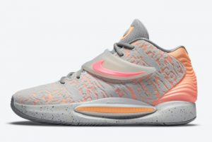 Cheap Nike KD 14 Sunset 2021 For Sale CW3935-003