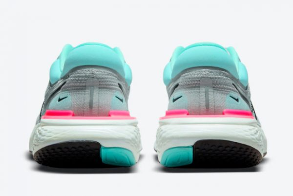 Cheap Nike ZoomX Invincible Run Flyknit South Beach Grey Fog 2021 For Sale CT2228-003-2