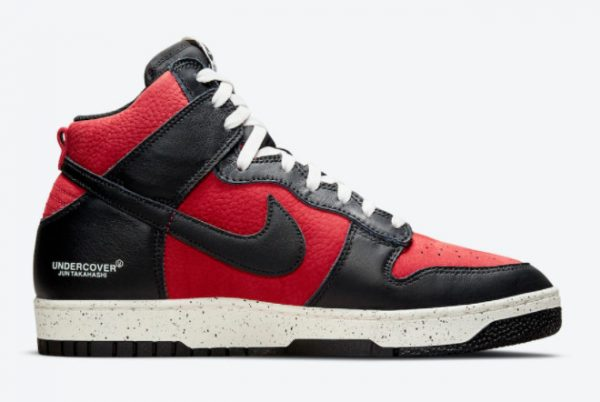 Cheap Undercover x Nike Dunk High UBA Gym Red White-Black 2021 For Sale DD9401-600-1
