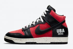 cheap undercover x nike dunk high uba gym red white black 2021 for sale dd9401 600 300x201