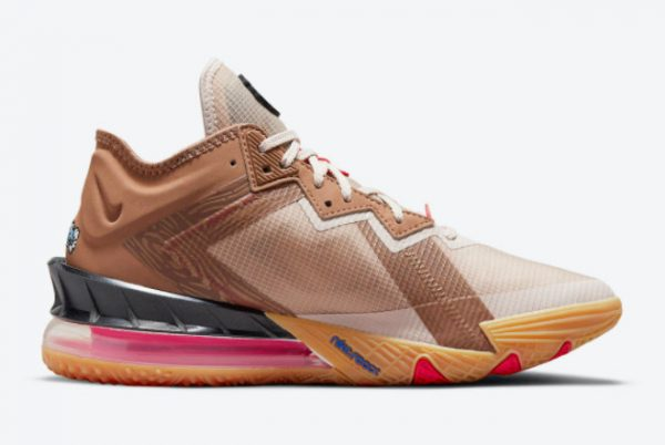 Cheap Xbox x Nike LeBron 18 Low Wile E. x Roadrunner 2021 For Sale DO7172-900-1