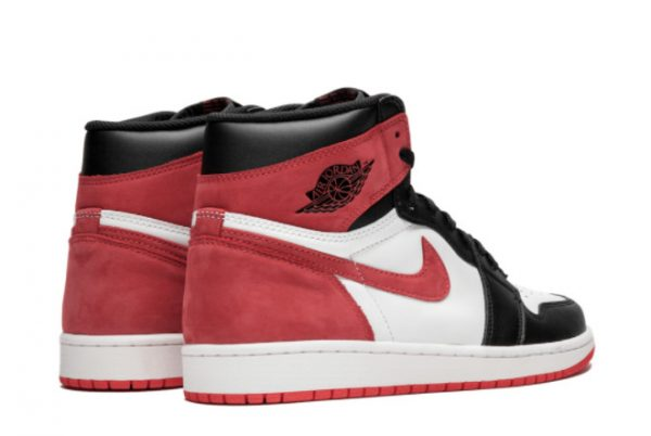 Latest Air Jordan 1 High OG Track Red Summit White Track Red-Black 2021 For Sale 555088-112-2