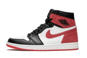 Latest Air Jordan 1 High OG Track Red Summit White Track Red-Black 2021 For Sale 555088-112