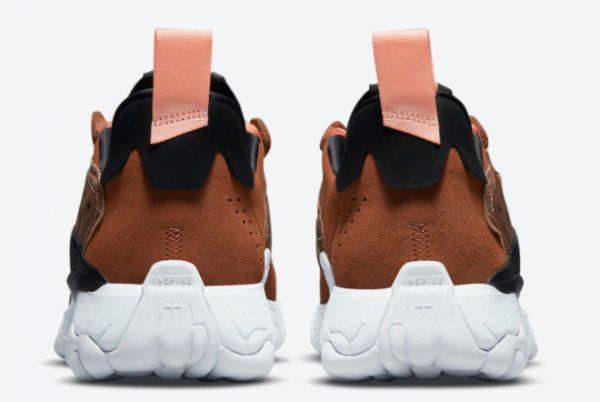 Latest Jordan Delta 2 Brown Pink Black 2021 For Sale CV8121-200-2