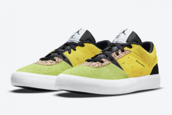 Latest Jordan Series 01 Dear 90s Light Voltage Yellow Black-Key Lime-Hemp 2021 For Sale DJ0420-700-2
