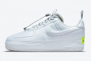 Latest Nike Air Force 1 Low Experimental Cool Grey White/Cool Grey 2021 For Sale DB2197-001