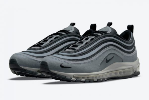 Latest Nike Air Max 97 Grey Black 2021 For Sale DH1083-002-1