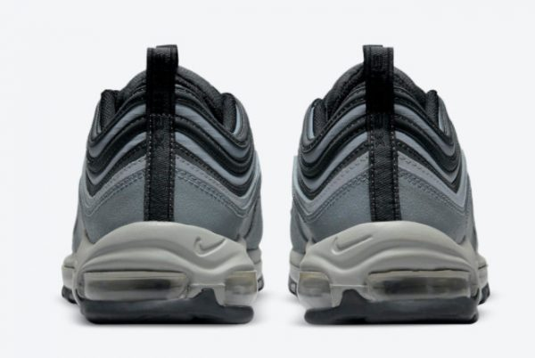 Latest Nike Air Max 97 Grey Black 2021 For Sale DH1083-002-2