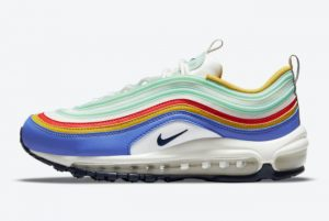 Latest Nike Air Max 97 Multi-Color 2021 For Sale DH5724-100