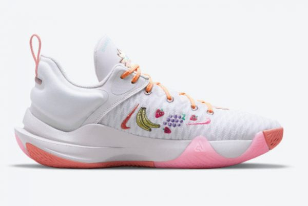 Latest Nike Giannis Immortality Force Field Venice 2021 For Sale DH4470-500-1