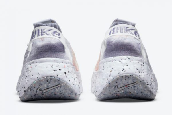 Latest Nike Space Hippie 04 Purple Dawn Purple Dawn/White-Sunset Tint 2021 For Sale CZ6398-510-2