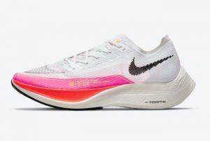 Latest Nike ZoomX VaporFly NEXT% Rawdacious 2021 For Sale DJ5457-100