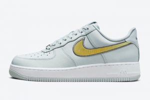 New Nike Air Force 1 Low Gradient Swooshes 2021 For Sale DN4925-001