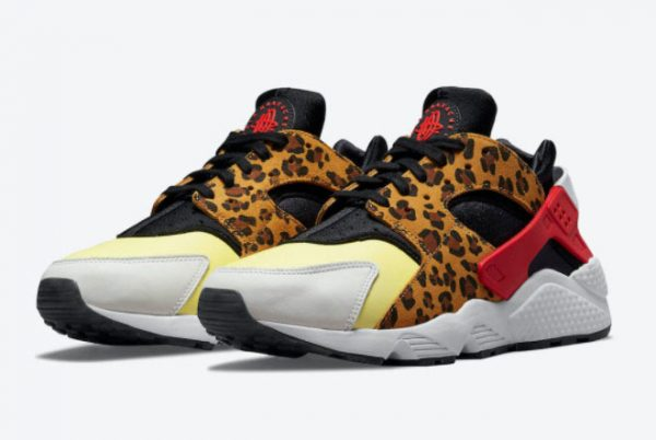 New Nike Air Huarache SNKRS Day For Sale DM9092-700-2