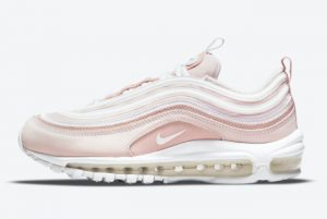 New Nike Air Max 97 Wmns Barely Rose 2021 For Sale DJ3874-600