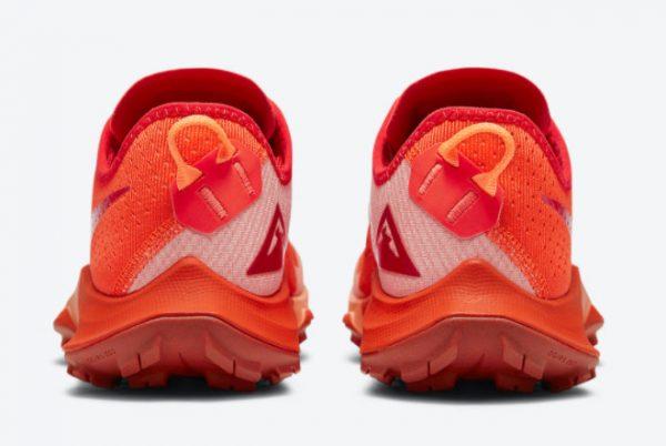 New Nike Air Zoom Terra Kiger 7 Team Orange For Sale DM9469-800-3