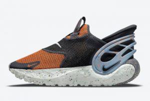 New Nike Glide FlyEase Mesa Orange Mesa Orange/Black-Grey Fog-Black For Sale DN4919-800