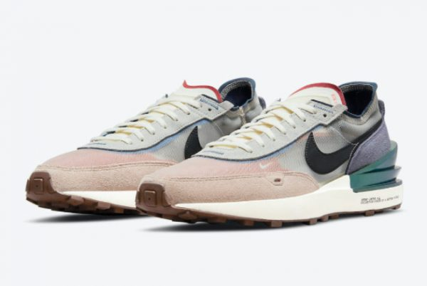 New Nike Waffle One The Great Unity 2021 For Sale DM5446-701-2
