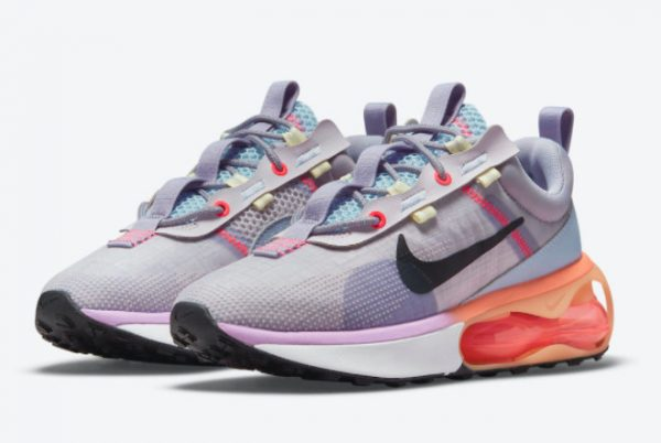 New Wmns Nike Air Max 2021 Venice Venice/Lime Ice-Ghost-Black For Sale DA1923-500-1