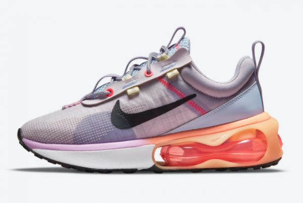 New Wmns Nike Air Max 2021 Venice Venice/Lime Ice-Ghost-Black For Sale DA1923-500