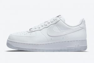 Cheap Nike Air Force 1 Low White 2021 For Sale DC9486-101