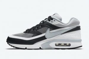 Cheap Nike Air Max BW Lyon Grey/Black-White 2021 For Sale DM6445-001