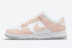 Cheap Nike Dunk Low Move To Zero White Pink 2021 For Sale DD1873-100