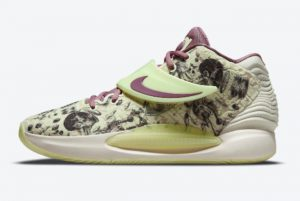Cheap Nike KD 14 Surreal 2021 For Sale CW3935-300