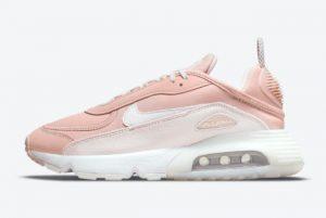 Cheap Nike Wmns Air Max 2090 Soft Pink/White 2021 For Sale DA8702-600