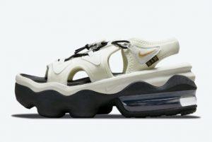 Cheap Serena Williams Design Crew x Nike Air Max Koko Summit White/Black/Metallic Gold 2021 For Sale DJ1453-100