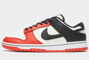 latest nba x nike dunk low emb chicago sail black black chile red 2021 for sale dd3363 100 300x201