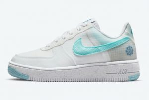 latest nike air force 1 crater gs move to zero tiffany blue 2021 for sale dc9326 100 300x201