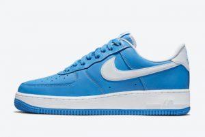 Latest Nike Air Force 1 Low Powder Blue White/Powder Blue 2021 For Sale DC2911-400
